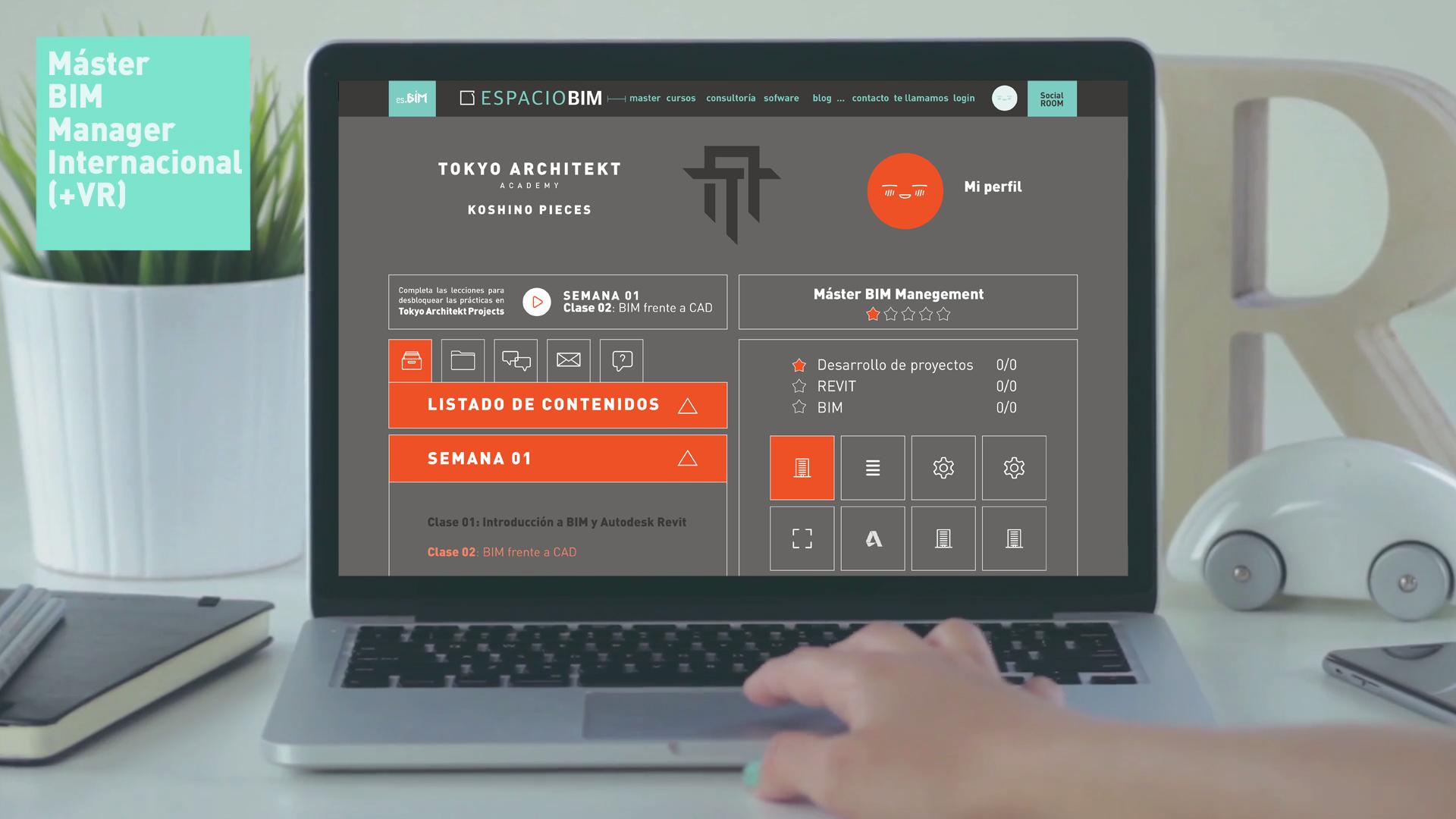 curso revit certificado autodesk online